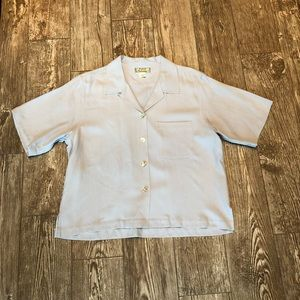 Tommy Bahama Silk Button Up Shirt